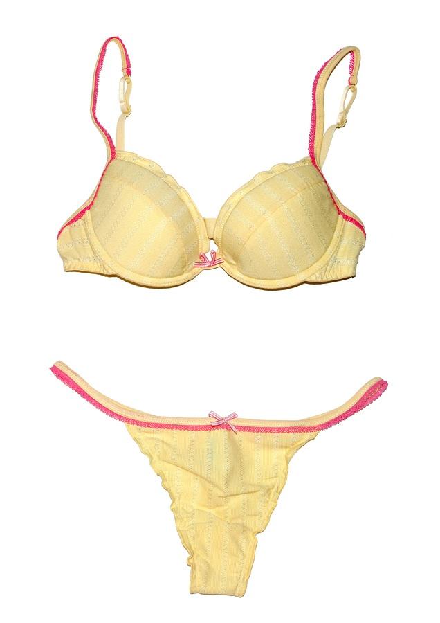 bigstockphoto_yellow_women_s_underwear_980404