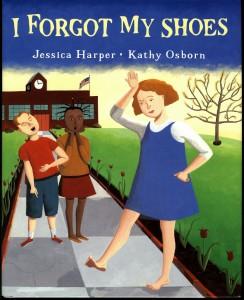 Jessica Harper - I Forgot My Shoes
