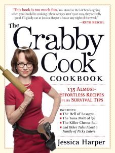 Jessica Harper - The Crabby Cookbook